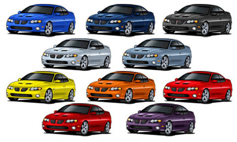 車の色で白の次の黒の次に無難な色ってなんだ?