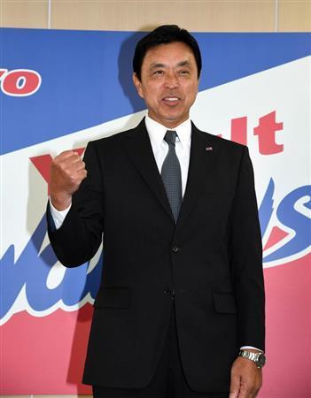 【爆笑】ヤクルト小川前監督、今度は球団初のGMに就任
