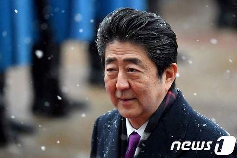 【韓国の反応】「次期指導者にふさわしい人は?」日本の時事通信の世論調査で安倍首相が1位に