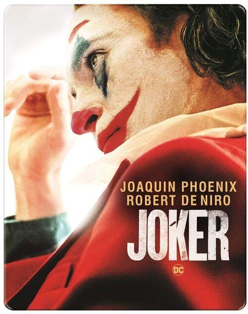 映画「ジョーカー」のBDが予約開始!ジョーカーの誕生を描く衝撃作!