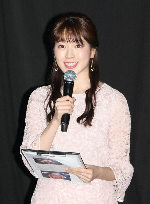 """フジ三上真奈アナ結婚、30代会社員と 恋も仕事も""""ノンストップ"""""""