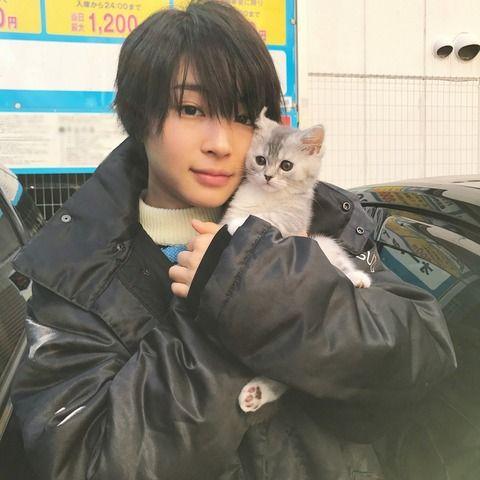 広瀬すず 子ネコとのツーショットに「たまらなく可愛い」と反響(画像あり)
