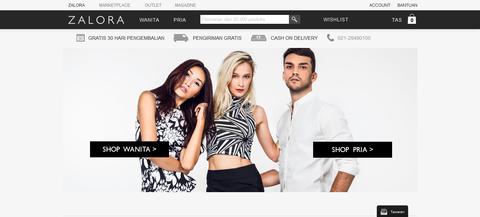 ZALORA Indonesia- Toko Sepatu dan Fashion Online ®