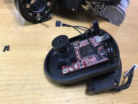 CIAO Tezukayama 2019 オフェンス 全方位カメラ