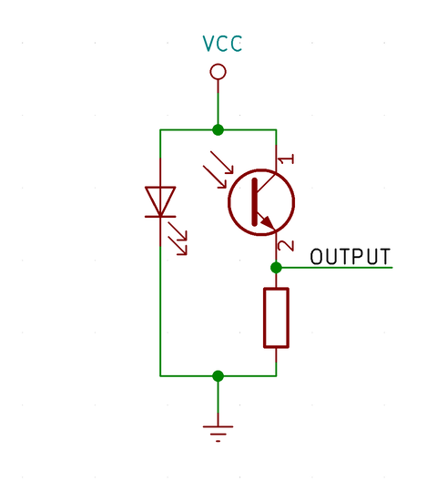 ラインセンサー回路