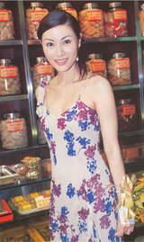 香港のロレアル・モデルです