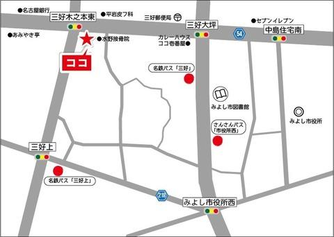 きぼう地図