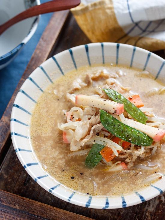 ちゃんぽんスープ1