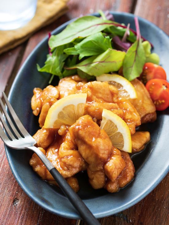 レモン鶏4