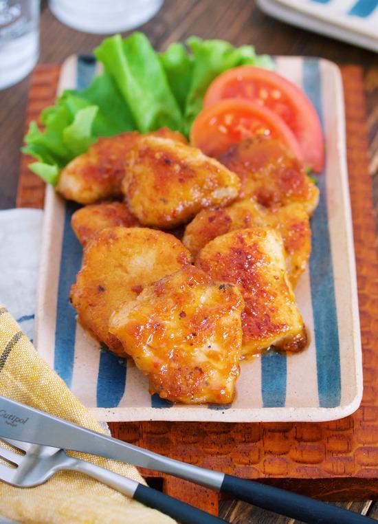 味噌チキン1