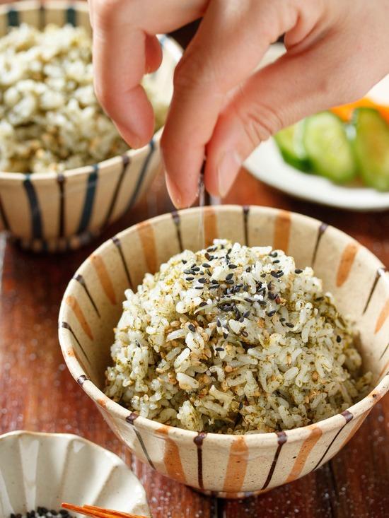 雑魚のりご飯9