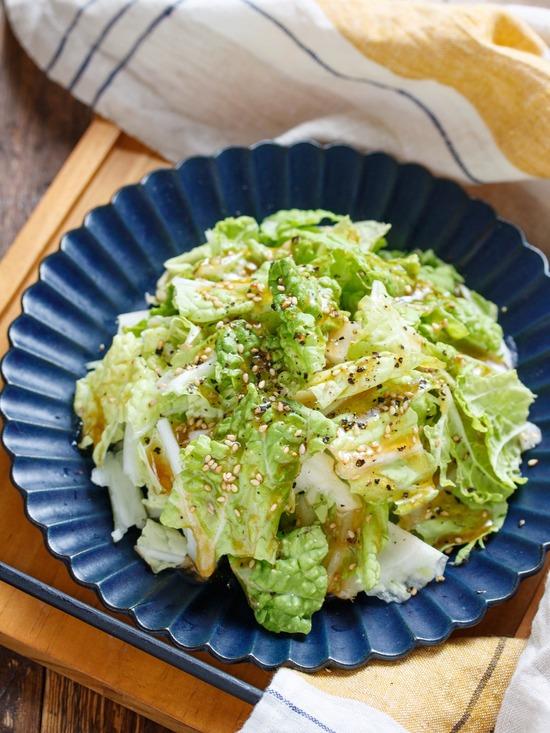白菜サラダ5