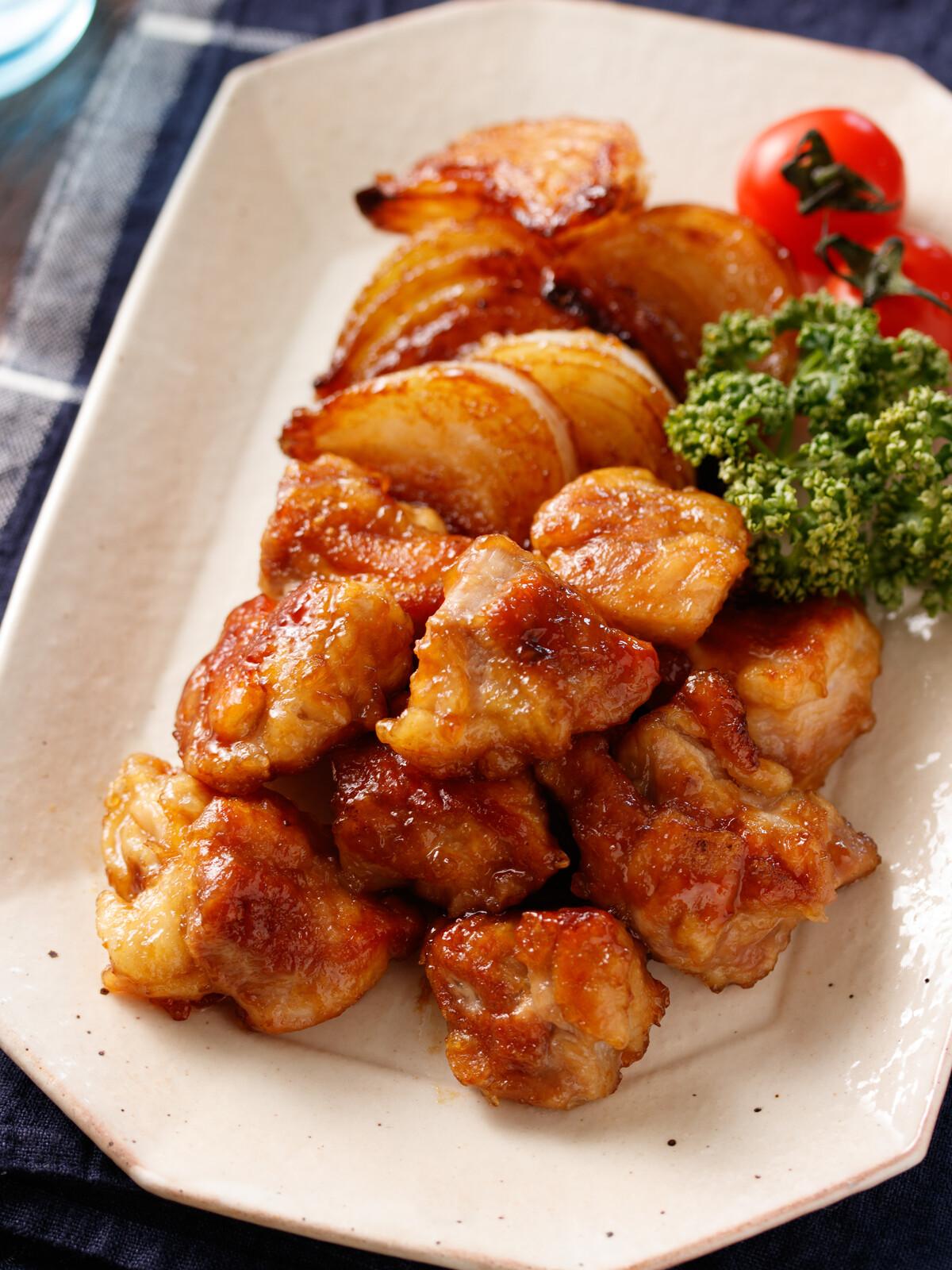 もも肉 照り 焼き 鶏