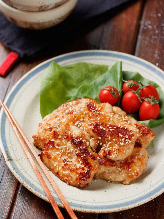 焼肉チキン2