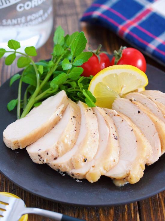 鶏ハム10