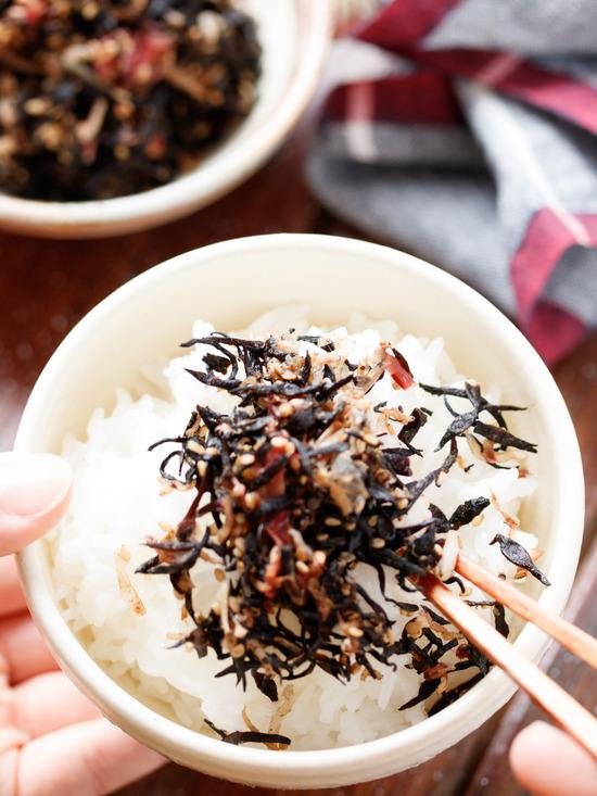 ひじきご飯1