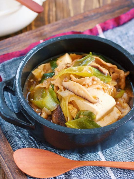 中華肉豆腐15