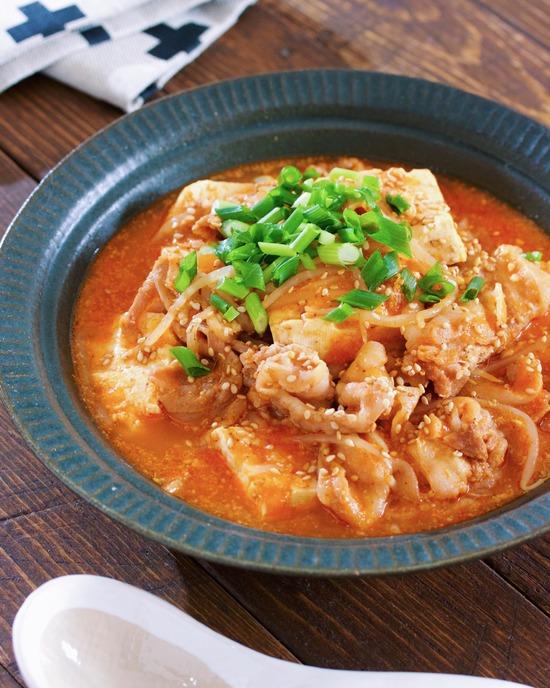 豆腐もやし韓国1