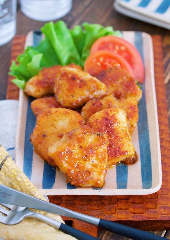 味噌チキン13