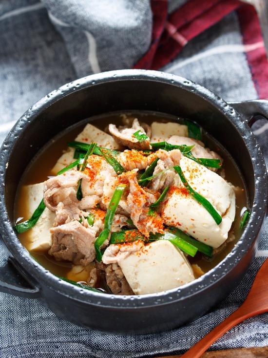 レンジ肉豆腐3