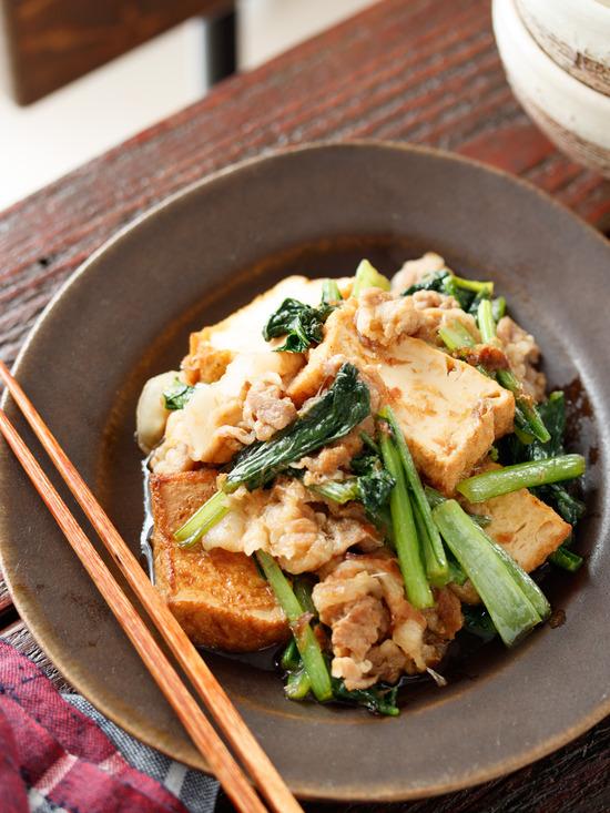 豚バラ小松菜3