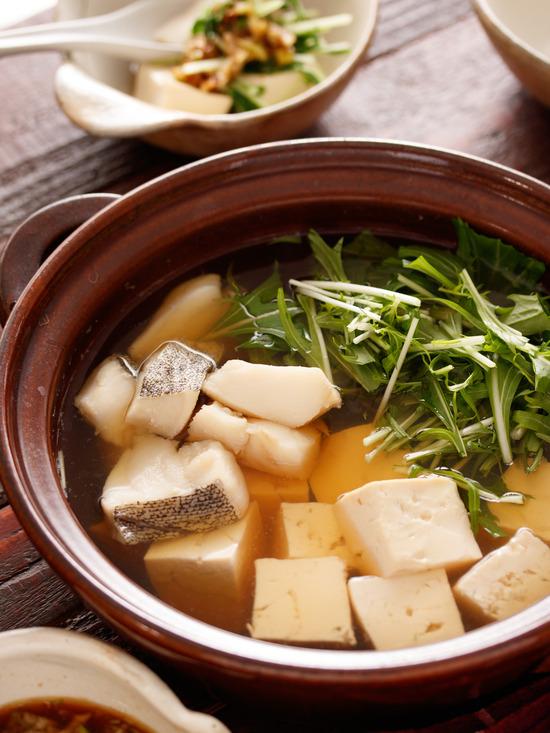 たら豆腐10