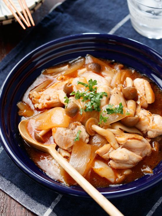 鶏肉甘酢5