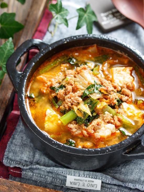 チゲスープ2