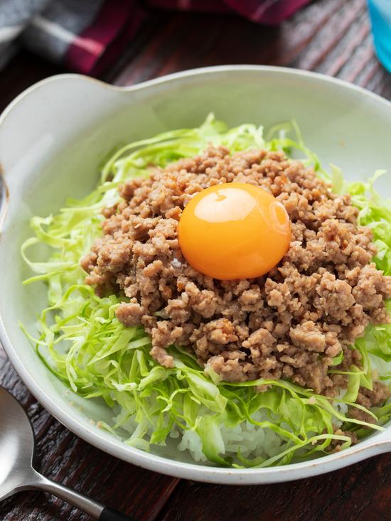 肉味噌キャベツ5