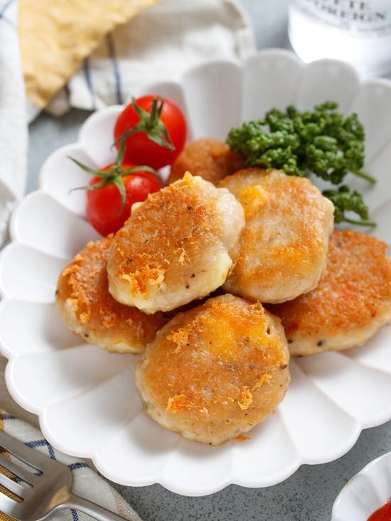 チキンチーズナゲット8