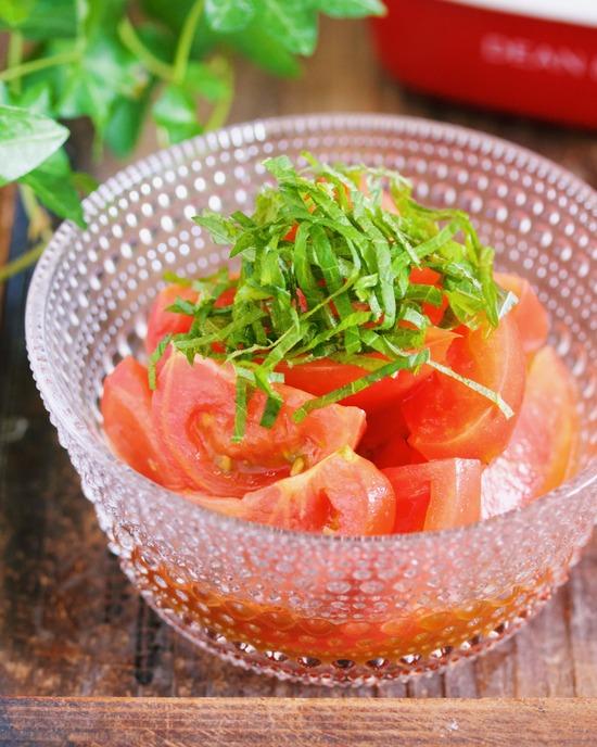 トマトポン酢7