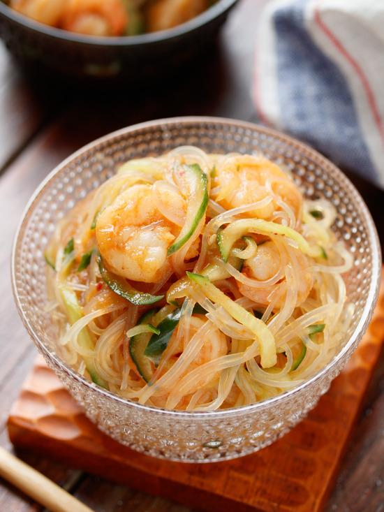 タイ風春雨サラダ6
