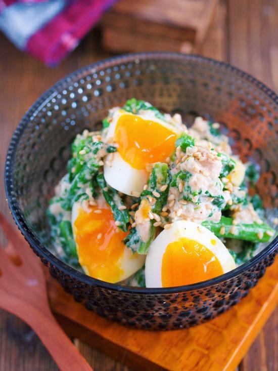 菜の花卵13
