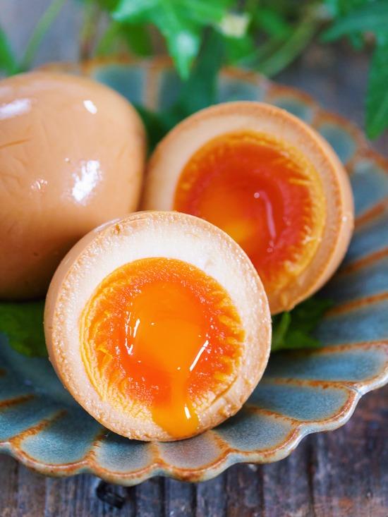 ラーメン卵10