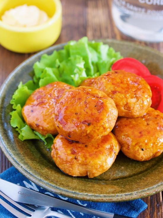 豆腐鶏つくね14