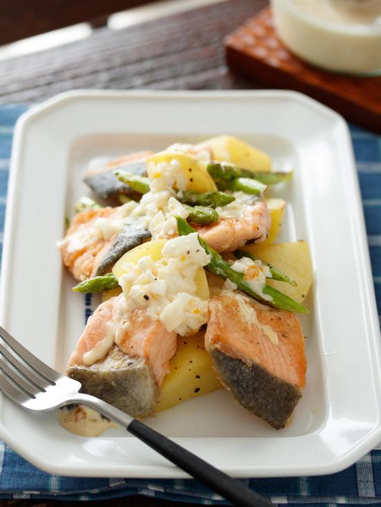 鮭タルタル6