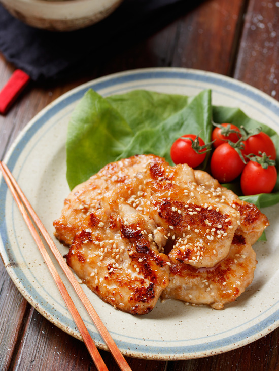 焼肉チキン5