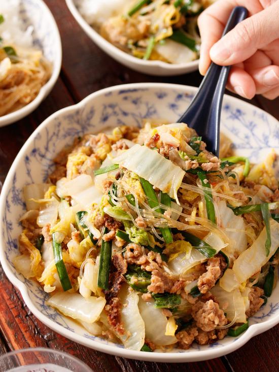 マーボー白菜4