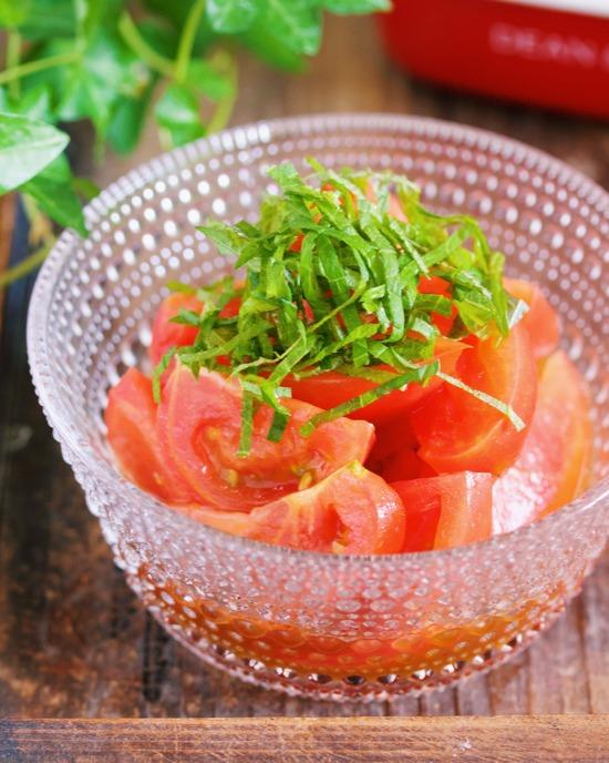 トマトポン酢3