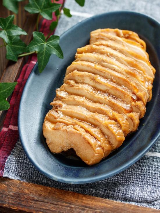にんにく醤油チキン1