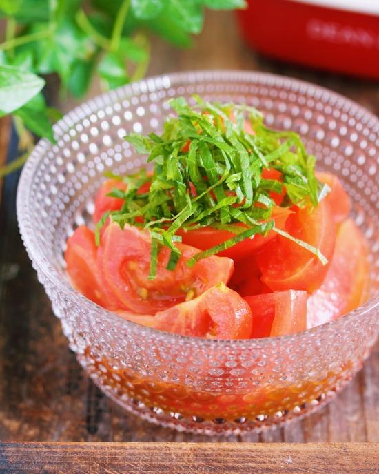 トマトポン酢12