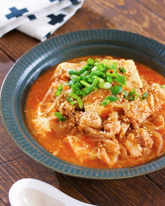 豆腐もやし韓国5