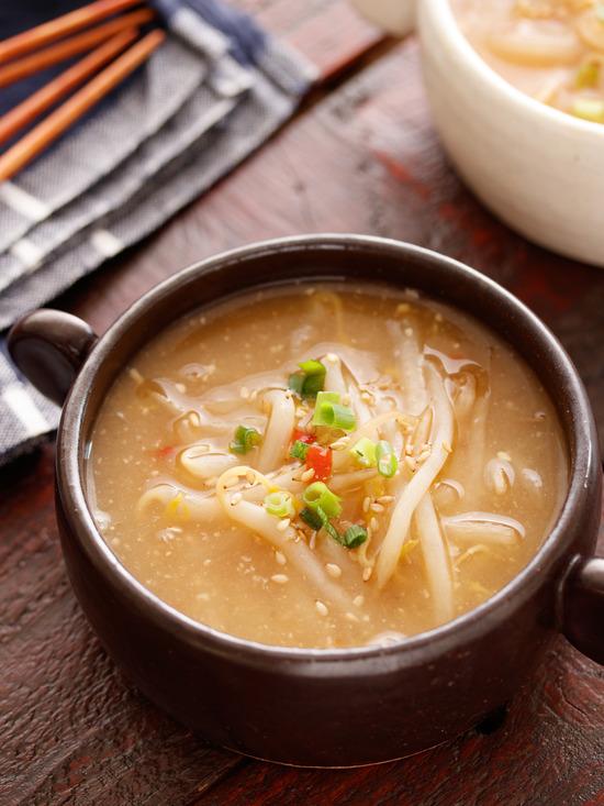 もやしスープ2