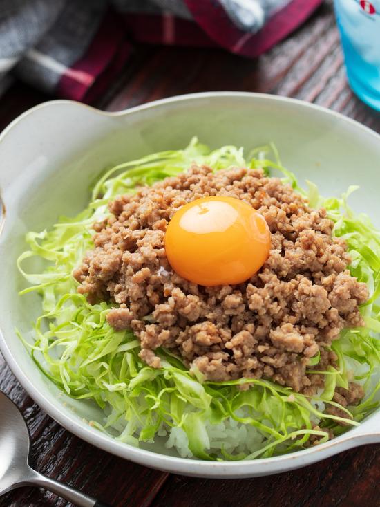 肉味噌キャベツ3