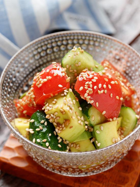 アボカドトマト5