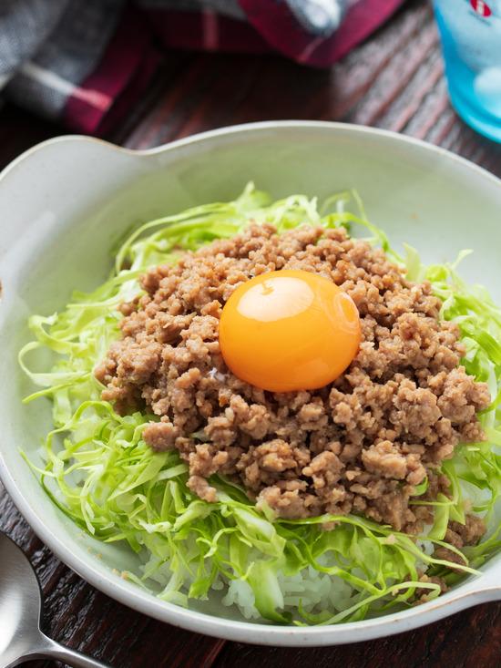 肉味噌キャベツ1