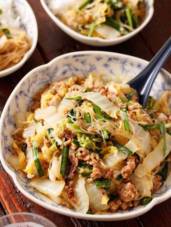 マーボー白菜5