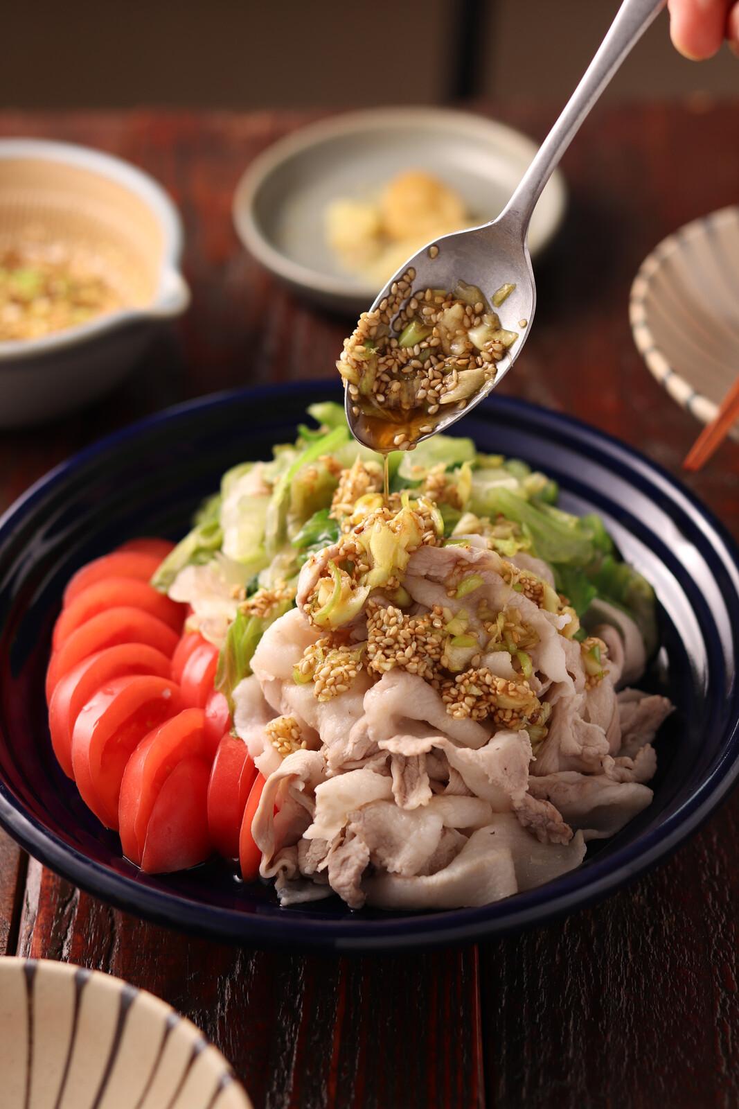 豚肉 レタス 豚肉のレシピ