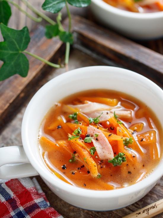 人参スープ3