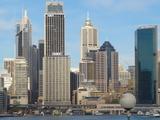 シドニーシティーを望む